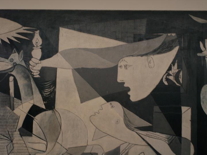 Juan Yanes- Guernica en Reina Sofía5